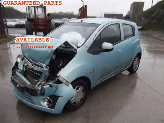 Chevrolet Spark Breakers Spark Ls Dismantlers