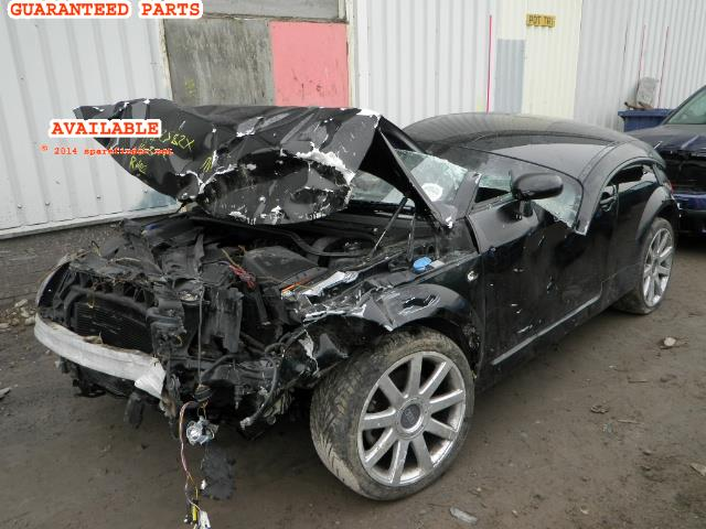 AUDI TT Breakers AUDI TT Spare Car Parts - Audi car breakers