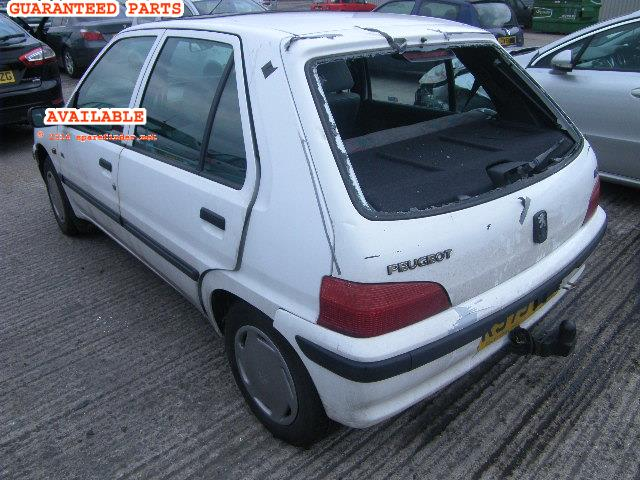 PEUGEOT 106 breakers, 106 XL AUTO dismantlers