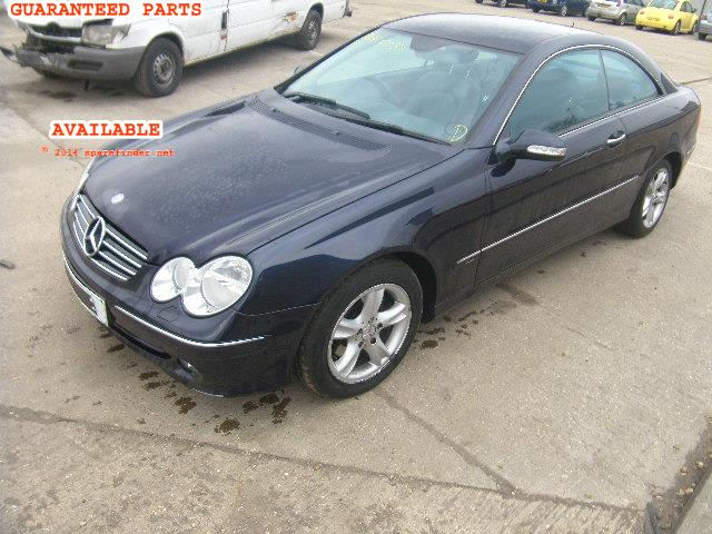 mercedes clk breakers clk 270 cdi dismantlers. Black Bedroom Furniture Sets. Home Design Ideas