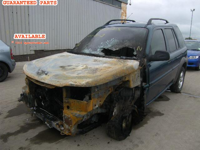 Land Rover Freelander Breakers Freelander Dismantlers