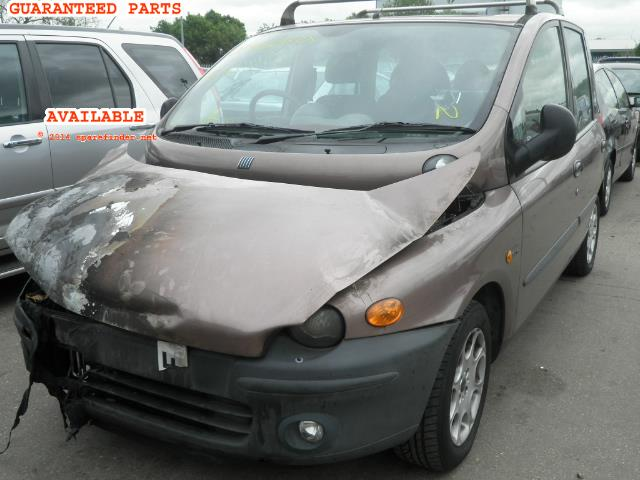 FIAT MULTIPLA breakers, MULTIPLA dismantlers