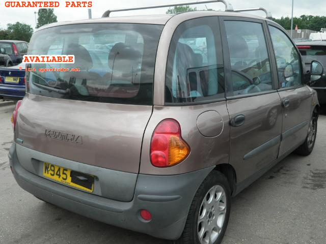 cheap 2000 fiat multipla spare car parts most available pictures. Black Bedroom Furniture Sets. Home Design Ideas