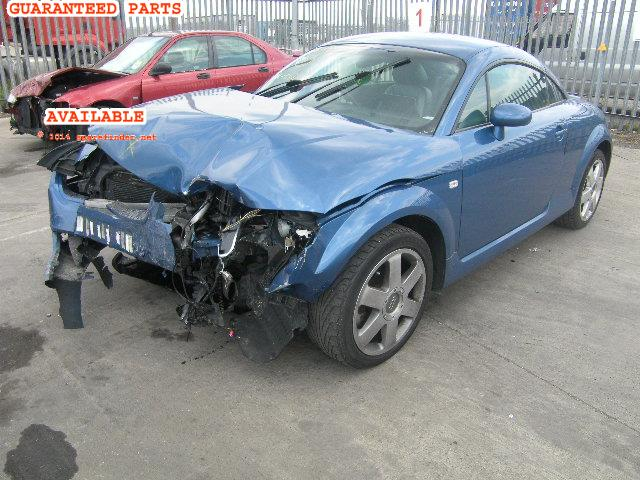 AUDI TT Breakers TT QUATTRO Dismantlers - Audi car breakers