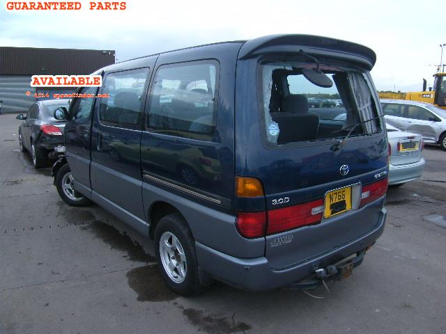 Cheap 1995 TOYOTA GRANVIA spare car parts, most parts available