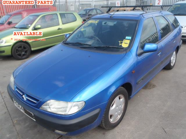 1998 CITROEN XSARA SX TURBO    Parts