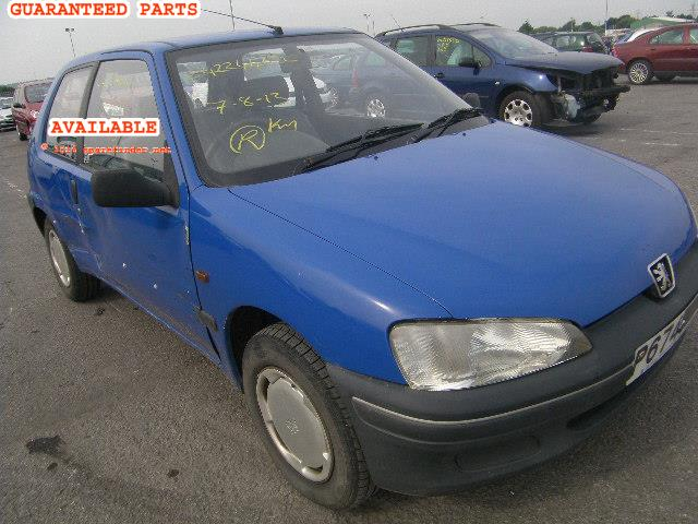 PEUGEOT 106 breakers, 106 XND dismantlers