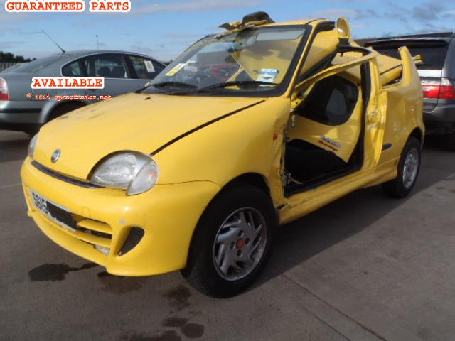 Fiat Seicento Breakers Seicento S Dismantlers