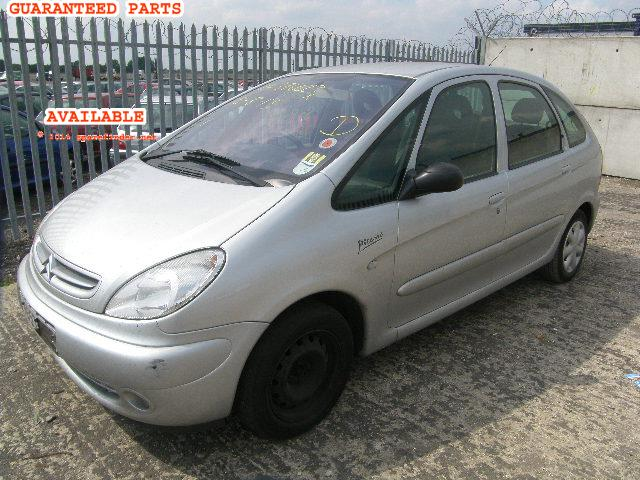 CITROEN XSARA breakers, XSARA PICASSO Parts