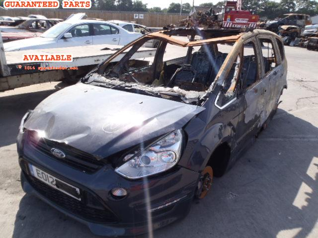 2012 FORD S MAX TITANIUM Parts