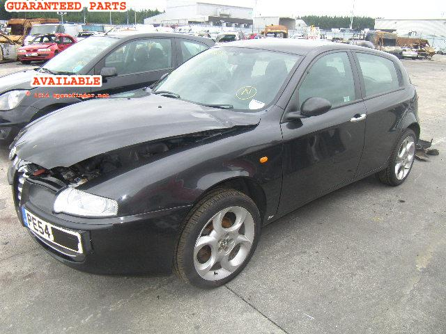 ALFA ROMEO 147 breakers, 147 JTD LUSSO Parts
