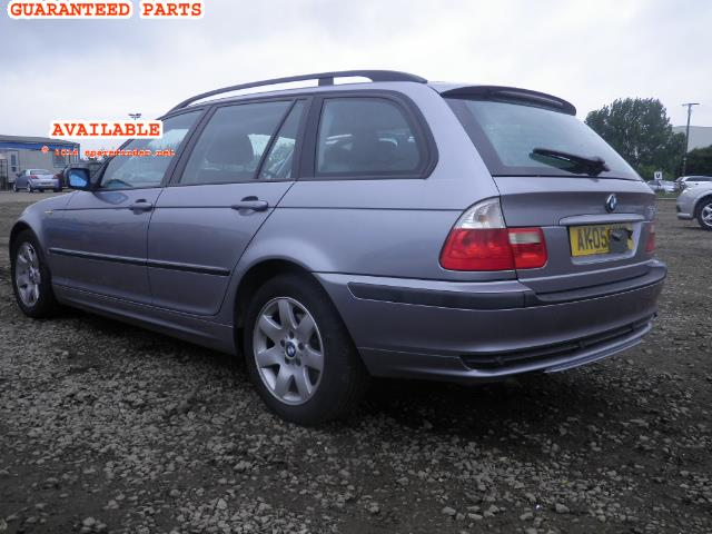 BMW 320D breakers, 320D SE TOURING dismantlers