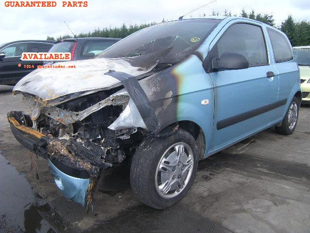 Hyundai Getz Breakers Getz Gsi Dismantlers
