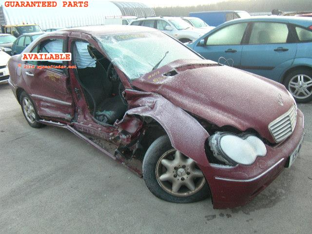 mercedes c180 breakers, mercedes c180 spare car parts