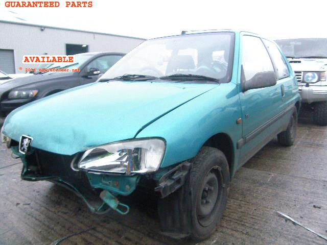 PEUGEOT 106 Breakers, PEUGEOT 106 Spare Car Parts