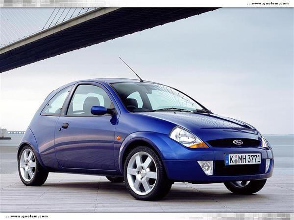 Ford Sportka. FORD KA 2003-2008 (SPORTKA 1.6